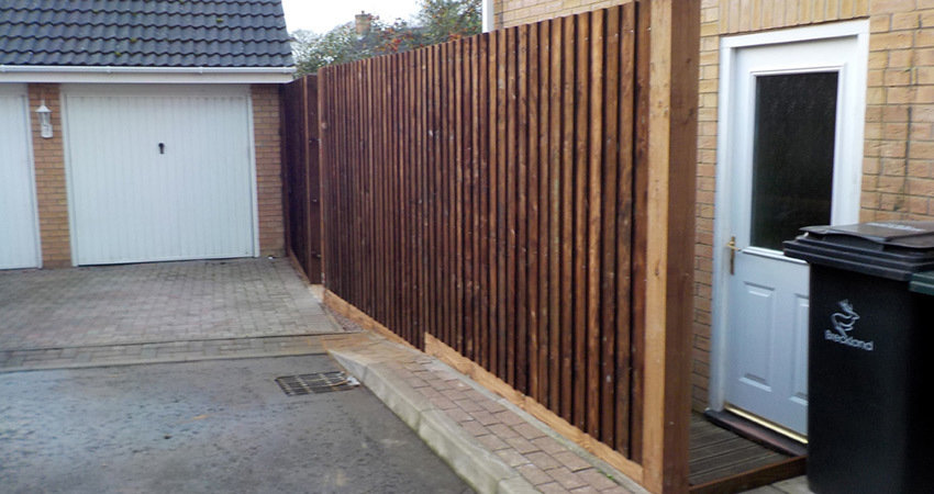 CW Paving Fencing