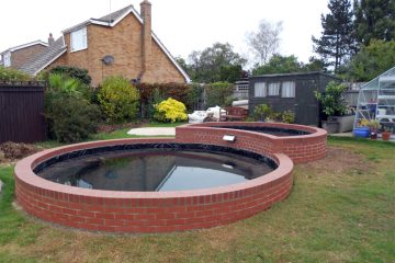 Landscaping & Brick Walls