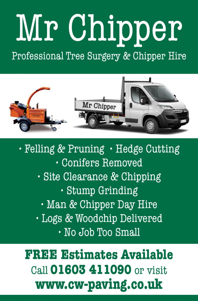 Mr Chipper Tree Surgery and Chipper Hire