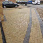 Brickweave Driveway