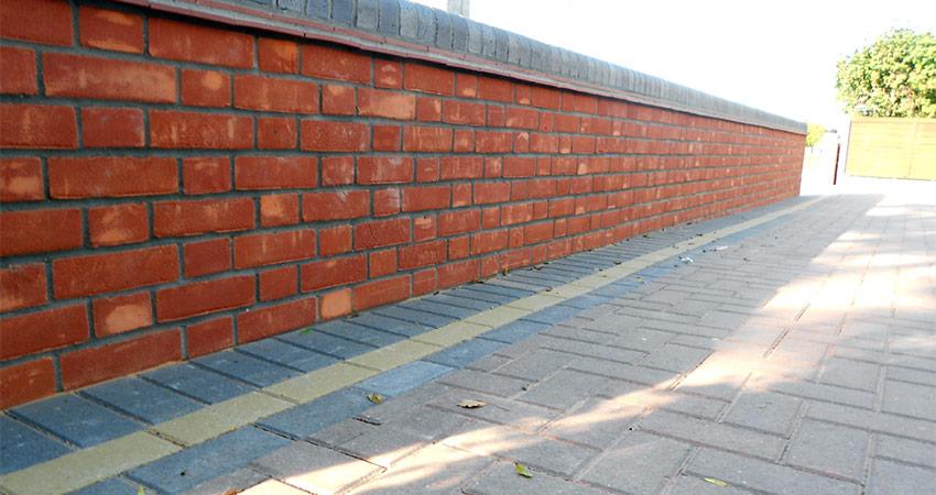 CW Paving Brickweave Driveway